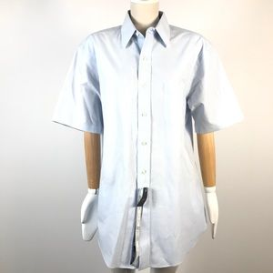 Brooks brothers short sleeve non iron shirt